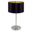 Настольная лампа Eglo MASERLO 31627, черный
