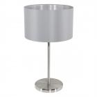 Настольная лампа Eglo MASERLO 31628, серый