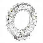 Настольная лампа Eglo TONERIA 39005, хрусталь