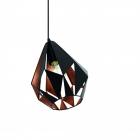 Настольная лампа Eglo Carlton 1 49993 лофт