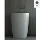Напольная раковина Nic Design Milk 001 290 052 Argilla темно-серая