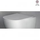 Сидение для унитаза softclose Nic Desing Pin 005 712 060 Cipria