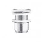 Донный клапан для раковин Nic Design 007 403 001 белый глянец