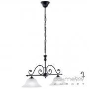 Люстра Eglo Murcia 91004 кантри, прованс, стекло алебастр, сталь