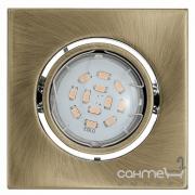 Светильник точечный Eglo Igoa 93244 хай-тек, модерн, сталь, бронзовый