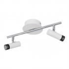 Светильник настенно-потолочный спот Eglo Lianello 93809 хай-тек, модерн, сталь, белый, хром