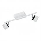 Светильник настенно-потолочный спот Eglo Armento 93853 хай-тек, модерн, сталь, алюминий, черный, белый