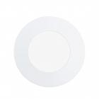 Светильник точечный Eglo Fueva 1 94043 хай-тек, модерн, литой металл, пластик, белый
