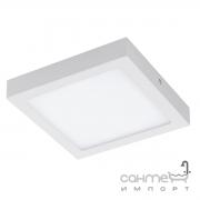 Светильник точечный Eglo Fueva 1 94078 хай-тек, модерн, литой металл, пластик, белый
