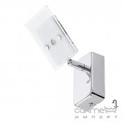 Светильник настенно-потолочный спот Eglo Ervas 94162 хай-тек, модерн, сталь, матовое стекло, хром, белый, прозрачный