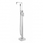 Смеситель для ванны напольный Besco Modern 1 хром