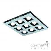 Светильник точечный Eglo Bellamonte 94234 хай-тек, модерн, пластик, сталь, хром, черный, матовый, алюминий