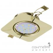 Светильник точечный Eglo Peneto 94402 хай-тек, модерн, сталь, латунь