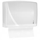 Диспенсер бумажных полотенец TRA TA0021T белый