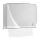Диспенсер бумажных полотенец TRA TA0023T белый