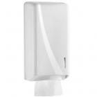 Диспенсер для туалетной бумаги TRA TA0033W белый