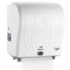 Сенсорный диспенсер бумажных полотенец TRA TA0051W белый
