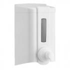 Дозатор жидкого мыла-пены 0,5л. TRA TAF010W белый