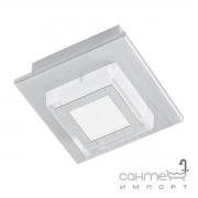 Светильник точечный Eglo Masiano 94505 хай-тек, модерн, алюминий, пластик, матовый алюминий