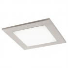 Светильник настенно-потолочный Eglo Ciolini 94555 хай-тек, модерн, сталь, пластик, матовый никель, белый