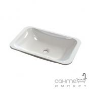 Врезная раковина Fancy Marble Aileen 550x360 3805101 белый