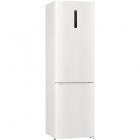 Отдельностоящий двухкамерный холодильник с нижней морозильной камерой Gorenje NRK6202AW4 белый