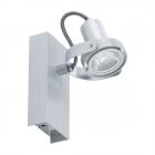 Светильник настенно-потолочный спот Eglo Novorio 94642 хай-тек, модерн, сталь, алюминий матовый