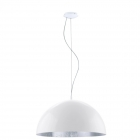 Люстра Eglo Gaetano 1 94941 хай-тек, модерн, сталь, белый, серебристый