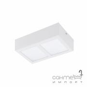 Светильник точечный Eglo Colegio 95201 хай-тек, модерн, сталь, пластик, белый