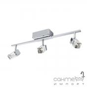 Светильник настенно-потолочный спот Eglo Cantil 95294  хай-тек, модерн, сталь, пластик, хром, прозрачный