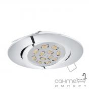 Светильник точечный Eglo Tedo 95361 хай-тек, модерн, литой алюминий, хром
