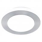 Светильник настенно-потолочный Eglo Led Carpi 94967 хай-тек, модерн, сталь, алюминий, пластик. белый, матовый алюминий
