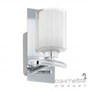 Светильник бра настенный Eglo Timoteo 95945 хай-тек, модерн, сталь, стекло, хром, белый