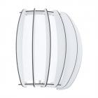 Светильник бра настенный Eglo Stellato 3 95609 скандинавский, сталь, дерево, стекло, белый