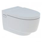 Подвесной унитаз с функцией биде Geberit AquaClean Mera Comfort 146.214.11.1 альпийский белый