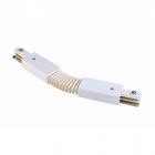 Соединитель для трека TK Lighting TRACER CONECTORS 4071 Белый