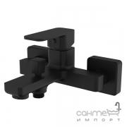 Смеситель для ванны Imprese Bilovec 10256 черный мат