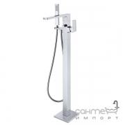 Смеситель для ванны отдельностоящий Imprese Grafiky ZMK061901060 хром