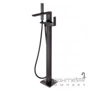 Смеситель для ванны отдельностоящий Imprese Grafiky ZMK041807060 черный