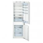 Встраиваемый двухкамерный холодильник с нижней морозильной камерой Bosch KIN86AF30
