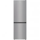 Отдельностоящий двухкамерный холодильник с нижней морозильной камерой Gorenje RK 6191 ES 4 серебристый металлик