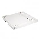 Соеденительная планка с выдвижной полочкой для установки стиральной машины Electrolux E4YHMKP2 белая