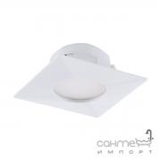 Светильник точечный Eglo Pineda 95797 хай-тек, модерн, пластик, белый