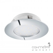 Светильник точечный Eglo Pineda 95875 хай-тек, модерн, пластик, хром