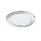 Точечный светильник Trio PINDOS 650910106 Хром