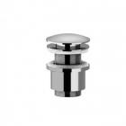 Донный клапан клик-клак для раковины без перелива Ponsi BTSCACVR51 хром