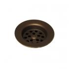 Решетка слива Herbeau 45.21 50 matt nikel black матовый черный никель