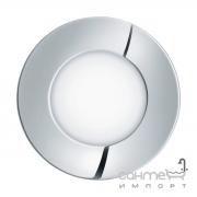 Светильник точечный Eglo Fueva 1 96243 хай-тек, модерн, литой металл, пластик, белый, хром