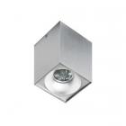 Точечный светильник без декоративной вставки Azzardo Hugo AZ0828 алюминий
