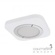 Светильник настенно-потолочный Eglo Puyo 96396 хай-тек, модерн, сталь, пластик, белый, хром